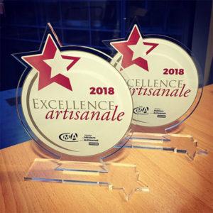 Trophée Excellence 2018