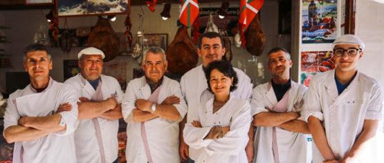 Equipe Boucherie Lazinière