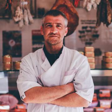 Fabrice Boucherie Lazinière à Bergerac