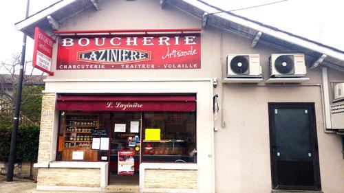 Boucherie Lazinière à Gardonne