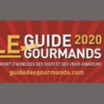 Le guide des gourmands 2020