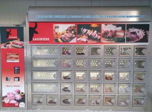 Casiers réfrigérés Boucherie Lazinière